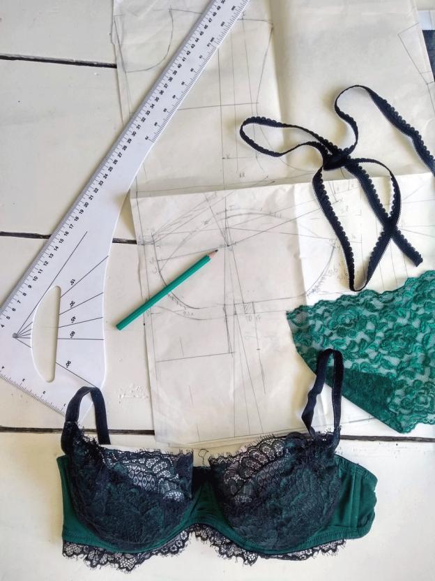 Cursus lingerie maken